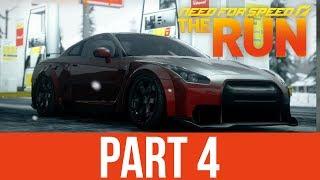 Need for Speed The Run Gameplay Walkthrough Part 4 - GT-R BODYKIT