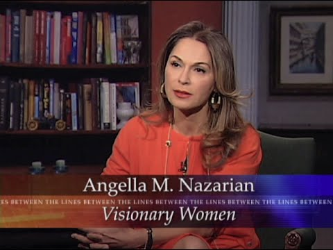 Angella Nazarian on Between the Lines
