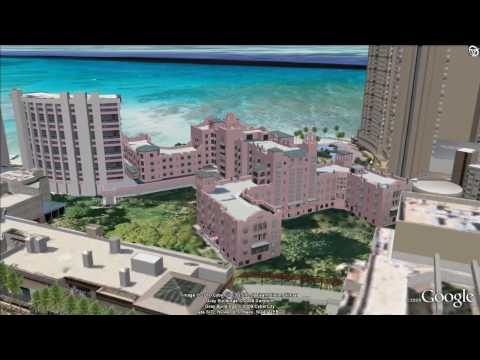 Hotel Marketing & Advertising in 3D - Reach new audiences using Google Earth API