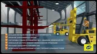 Стеллажи металлические. Производство и поставка РБ.flv(, 2012-05-11T14:33:40.000Z)