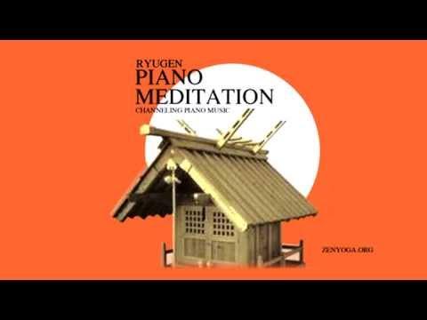 YOGA MUSIC OSHO RYUGEN WATANABE PIANO MEDITATION