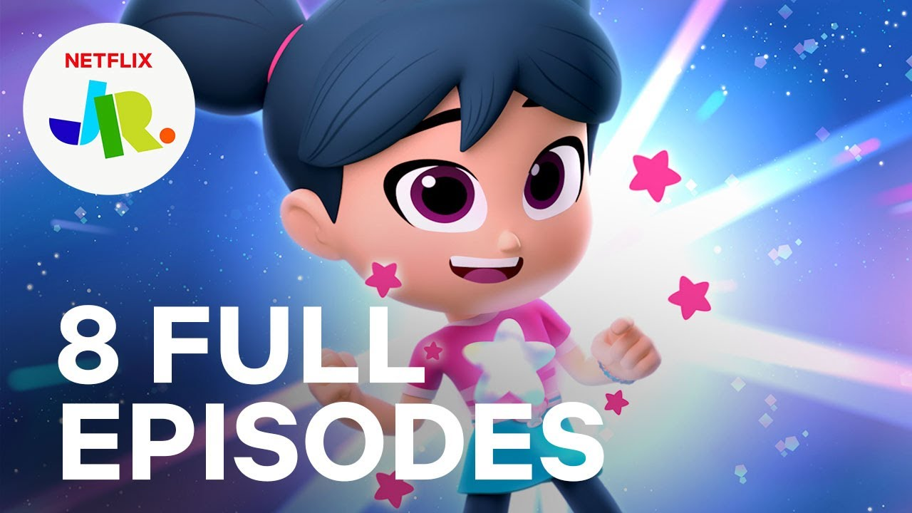 StarBeam Season 2 FULL EPISODE 1-8 Compilation 🌠 Netflix Jr
