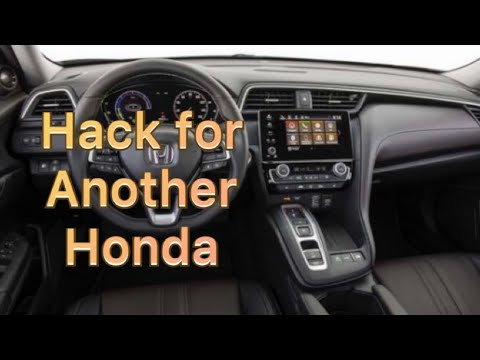 Honda Insight owners- Check out this FREE hack!