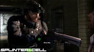2. Splinter Cell Blacklist / Safehouse / Benghazi, Libya / Extract Arms Dealer