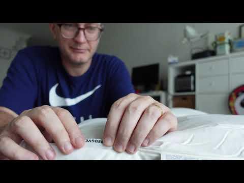 ikea bergven down pillow unboxing 4k