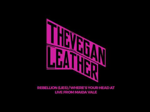 The Vegan Leather - Rebellion (Lies) / Where's Your Head At (Radio 1 Mashup)