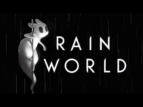 Thumbnail: EVERYTHING WANTS TO EAT ME!! | Rain World - Part 1