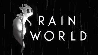 EVERYTHING WANTS TO EAT ME!! | Rain World - Part 1