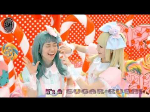 AKB48   Sugar Rush English Subtitles