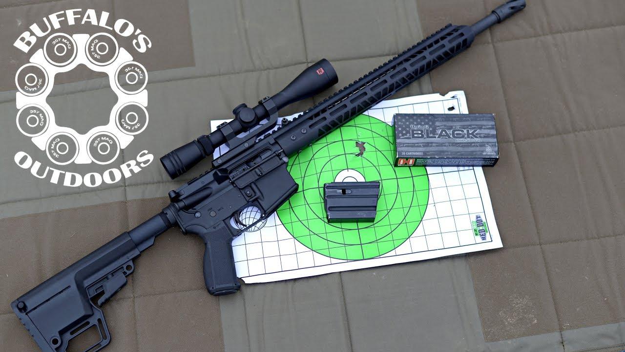 Bear Creek Arsenal  450 Bushmaster – Part 2