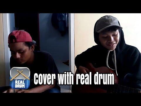 Jili band - tak selalu indah ( cover with real drum )