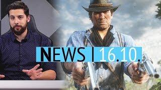 Kritik an Red-Dead-Redemption-2-Arbeitszeiten - Update zur PS4-Absturz-Nachricht