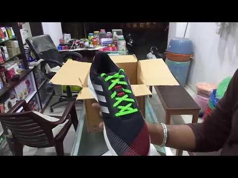 ADIDAS NAYO M Running Shoes Unboxing