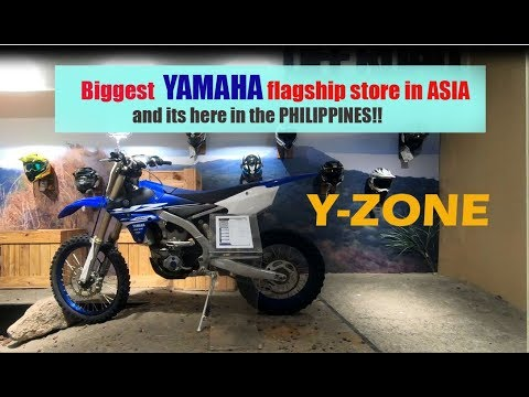 BIGGEST YAMAHA STORE IN ASIA/ Y ZONE , Updated Price TAGS : R1, R6, Tracer 900, YZF 250FX, MT-09