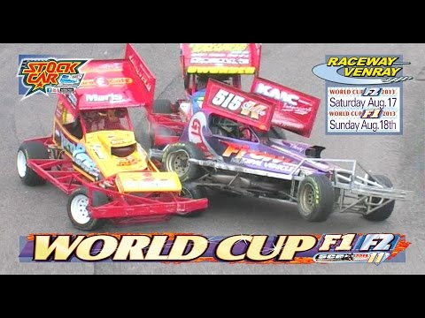 2013 Venray World Cup  F1+F2, August 17-18, Tom Harris keeps it!