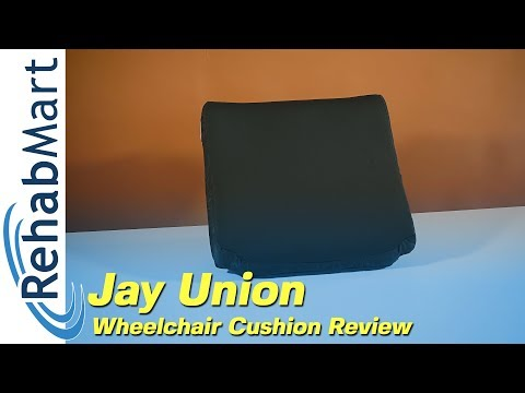 The Most Advanced Foam Wheelchair Cushion - Jay Union By Sunrise Medical