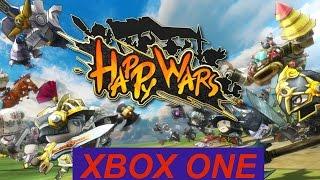 HAPPY WARS - Gameplay - On XBOX ONE