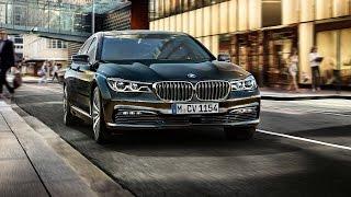 Совершенно новый BMW 7 серии 2016: официальное видео