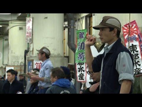 a tokyo la prima asta del tonno del 2017 l 39 ultima a