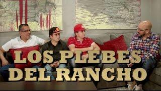 LOS PLEBES DEL RANCHO DE ARIEL CAMACHO EN EXCLUSIVA - Pepe Garza