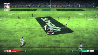 Rugby League Live 3 | Auckland Nines | Rabbitohs v Roosters