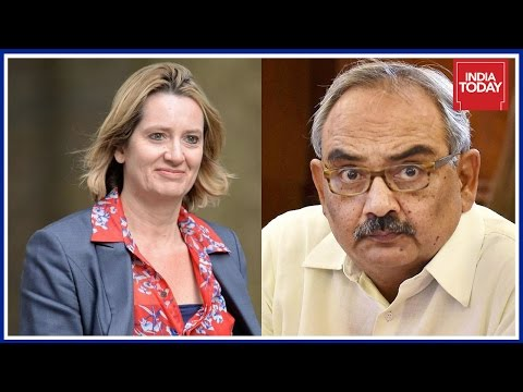 Vijay Mallya Extradition: UK Home Secretary Patsy Wilkinson Meets Rajiv Mehrishi