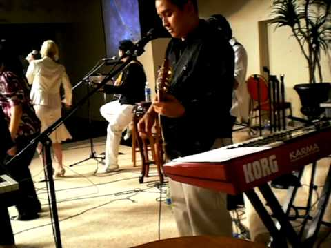 Cover The Earth - Lakewood Cover Israel Houghton By MSCC