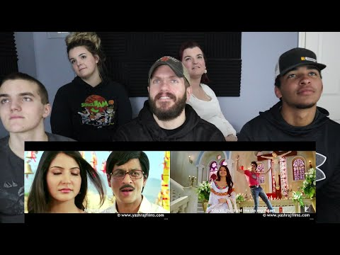 Download Tujh Mein Rab Dikhta Hai - Song REACTION!   Rab Ne Bana Di Jodi   Shah Rukh Khan   Anushka Sharma