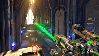 Quake Champions - Deathmatch Multiplayer Gameplay (Closed Beta) 1080P/60FPS