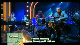"Mute Math ""Break the Same"" on Conan 10/17/07"