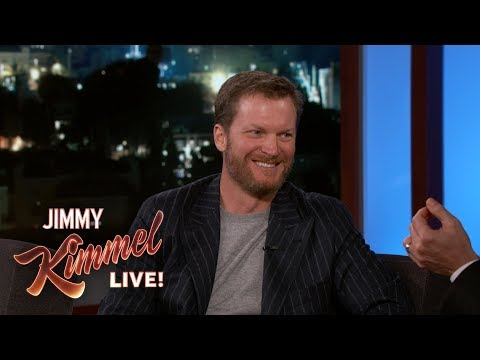 Dale Earnhardt Jr. Reveals How Wife Told Him She