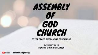 Assembly of God Sunday Morning Sermon Episode 6 : - The Voice of Jesus