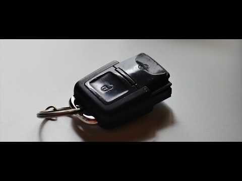[TUT] How to CHANGE BATTERY Carkey | VW, SKODA, SEAT