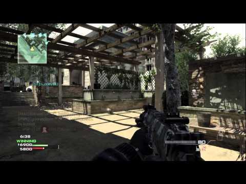 Modern Warfare 3: Road To Commander (Game 1)