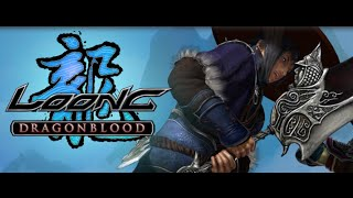 Loong Dragonblood Online Gameplay #1
