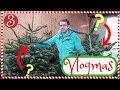 Vlogmas Day 3 | Picking our Christmas Tree! | KrispySmore | December 2017