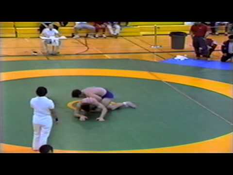 1989 Senior National Championships: Match 7