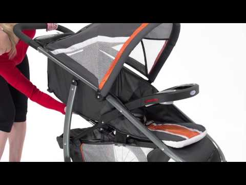 FastAction Fold Jogger Click Connect Stroller Video | Toys R Us Canada