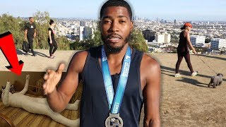 How I Feel After Running My First Marathon! *Broken LEG!?