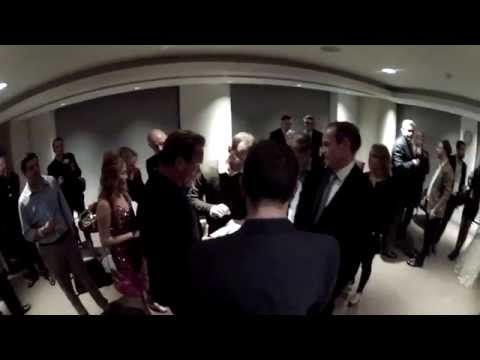 An evening with Arnold Schwarzenegger
