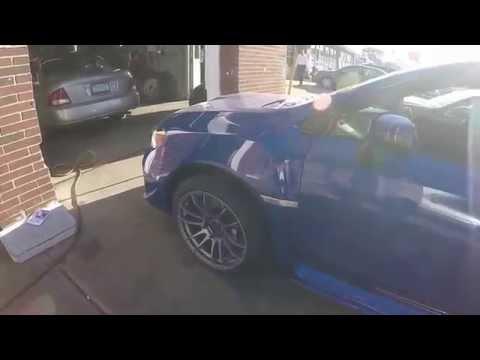 2015 Subaru STI Avid 1 Av20 Wheel Install