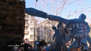 🐉  Carnaval Sion 2017 - Dance - Parade
