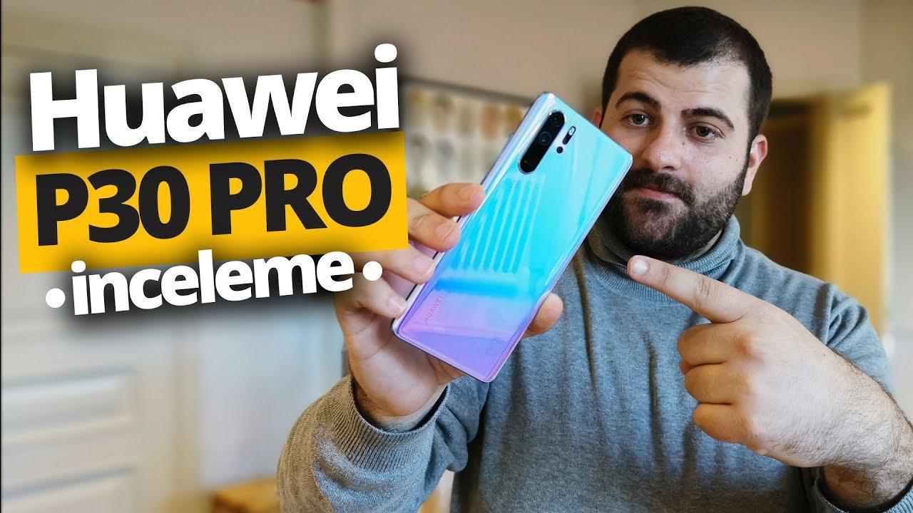 Huawei P30 Pro İnceleme - Arkada 4 Kamera, 10X Hybrid 50X Dijital Zoom!