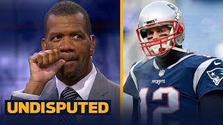 Rob Parker doesn't buy Brady's thumb injury and predicts a 'historic' fall vs Jaguars | UNDISPUTED