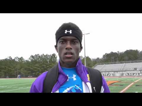 DJ Williams - 2015 cornerback - Smyrna (Tn)