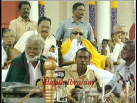கல்லக்குடி கொண்ட கருணாநிதி வாழ்கவே || E.M.HANIFA || DMK SONGS