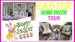 Easter | Home Decor Tour | March 2016