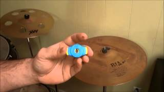 Tama Quick Set Cymbal Mate Review (QUICKLY Set Up And Take Down Your Cymbals)
