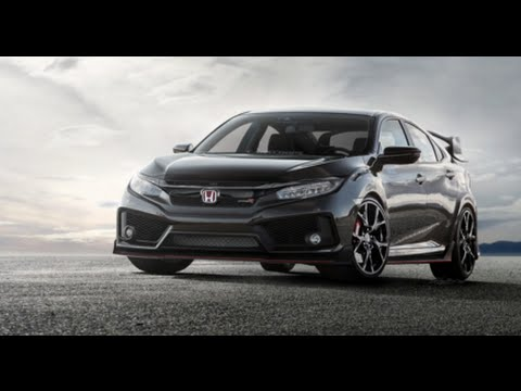 2017 Honda Civic Type R Coupe