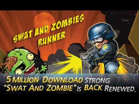 Top 6 Best Zombies Shooting Games Android October 2014